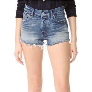Levi's 501 CT Selvedge Cutoff Jean Shorts